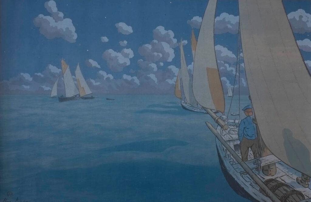 bateau henri riviere