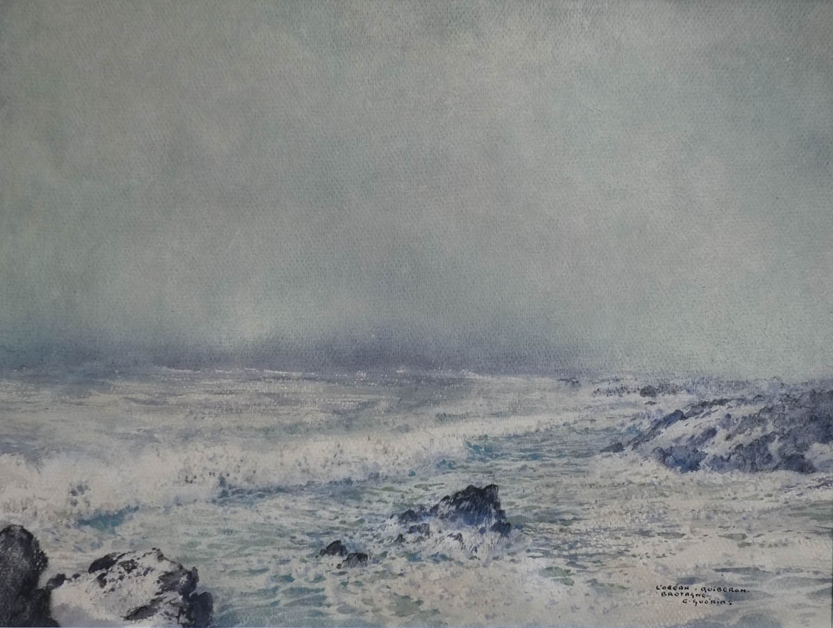L'Océan - Quiberon - Bretagne
