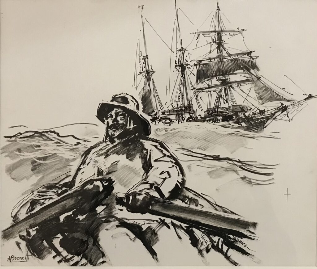 Terre Neuvas - Albert Brenet
