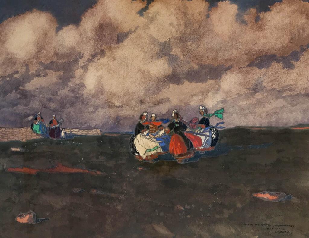 Ronde Des Petites Bigoudenes - Ernest Guerin